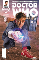 Doctor Who The Tenth Doctor Adventures: Year Three #1 (Cover B)